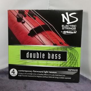 ベース弦 アップライトベース専用弦 NS Design NSFW610(弦)