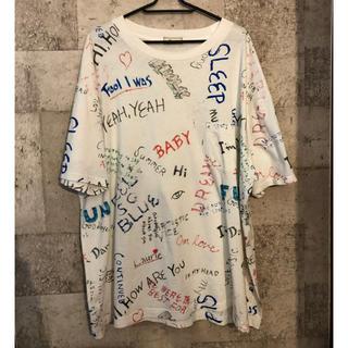 イロコイ(Iroquois)の落書き Tシャツ(Tシャツ(半袖/袖なし))