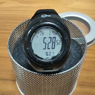 バリゴ(BARIGO)のバリゴ BARIGO アルチメーターコンパス  時計 リストオン no46 黒(その他)