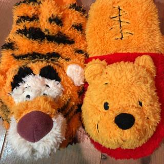 ディズニー(Disney)のDisney プーさん&ティガー 手袋(手袋)