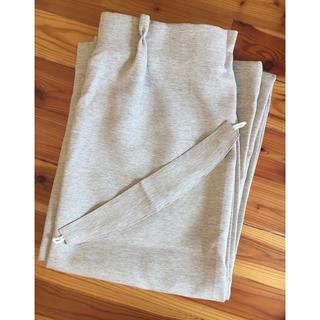 ムジルシリョウヒン(MUJI (無印良品))のポリエステル二重織プリーツカーテン 防炎・遮光性 幅100x丈200cm 1枚(カーテン)