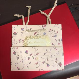 レメルヴェイユーズラデュレ(Les Merveilleuses LADUREE)のLADUREE ラデュレ ショッパー 紙袋 (小)(ショップ袋)