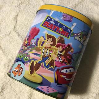 ディズニー(Disney)のディズニー ピクサー プレイタイム 缶2019(その他)