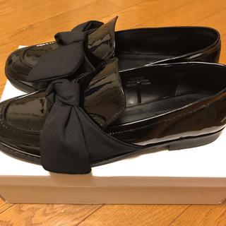 フォーエバートゥエンティーワン(FOREVER 21)のForever21 リボンオペラ / 27.0(ローファー/革靴)