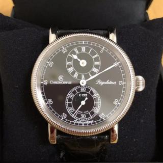 クロノスイス(CHRONOSWISS)の【値下げ中!】クロノスイス レギュレーター 自動巻腕時計(腕時計(アナログ))