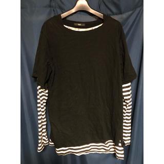 サンローラン(Saint Laurent)のラグスマックレガー(Tシャツ/カットソー(七分/長袖))