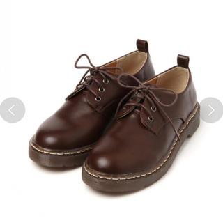 スタディオクリップ(STUDIO CLIP)の最終値下げ Studio Clip フェイクレザーオックスフォードシューズ(ローファー/革靴)