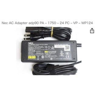 エヌイーシー(NEC)のパソコンアダプターNEC(ノートPC)