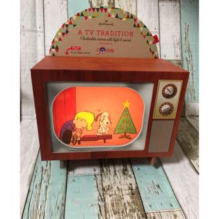 スヌーピー(SNOOPY)のあろま様専用 A TV TRADITION ペーパーフルカレンダー(オルゴール)