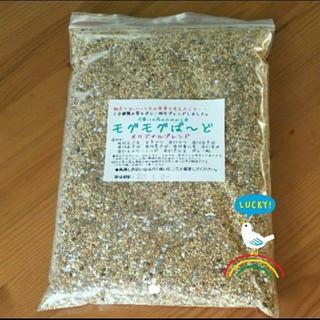 生きた種10穀ブレンド モグモグばーど 鳥の餌(鳥)