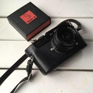 ライカ(LEICA)のleica m8.2(フィルムカメラ)