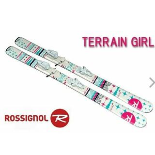 ロシニョール(ROSSIGNOL)の専用●新品ROSSIGNOLロシニョールスキー板/140女の子用(板)