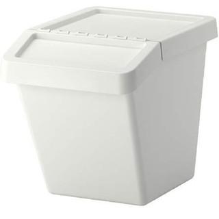 イケア(IKEA)のイケヤ ゴミ箱二個セット 値下げ(ごみ箱)