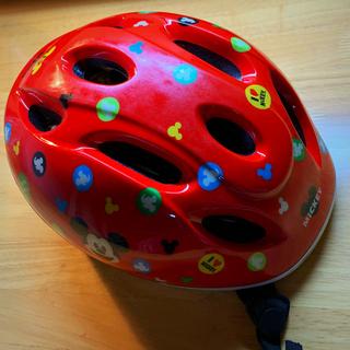 アイデス  ミッキーマウスデザイン ヘルメット