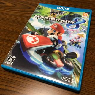 ウィーユー(Wii U)のWiiU マリオカート8(家庭用ゲームソフト)