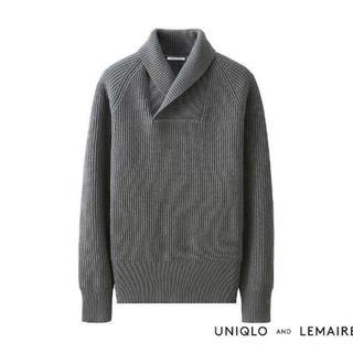 ルメール(LEMAIRE)の【BBCO様専用】UNIQLO AND LEMAIRE(ニット/セーター)