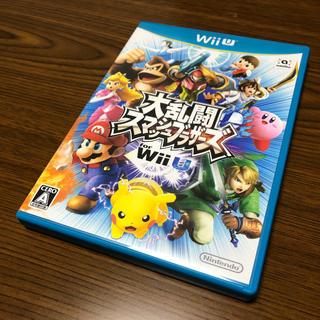 ウィーユー(Wii U)のSplatoonmaburu様専用 大乱闘スマッシュブラザーズ(家庭用ゲームソフト)