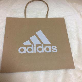アディダス(adidas)の新品❗️adidas アディダス ショッパー 26×23×10(ショップ袋)