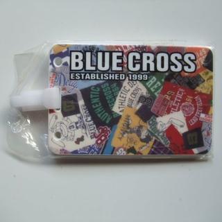 ★BLUE CROSS ブルークロス ICカードケース 抜け落ち防止ストッパー付(定期入れ)