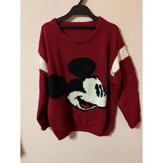 ディズニー(Disney)のニット(ニット/セーター)