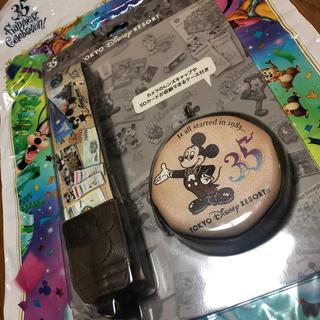 ディズニー(Disney)の35th♡カメラストラップ(その他)