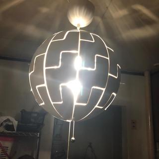 イケア(IKEA)のIKEA   PS 2014ホワイト/シルバー(天井照明)