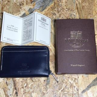 ホワイトハウスコックス(WHITEHOUSE COX)のホワイトハウスコックス 財布未使用品(長財布)