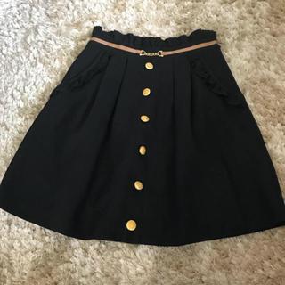 パウダーシュガー(POWDER SUGAR)のパウダーシュガー♡清楚スカート(ひざ丈スカート)