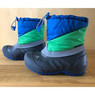 アディダス(adidas)のアディダス  ジュニア スノーブーツ 20センチ(ブーツ)