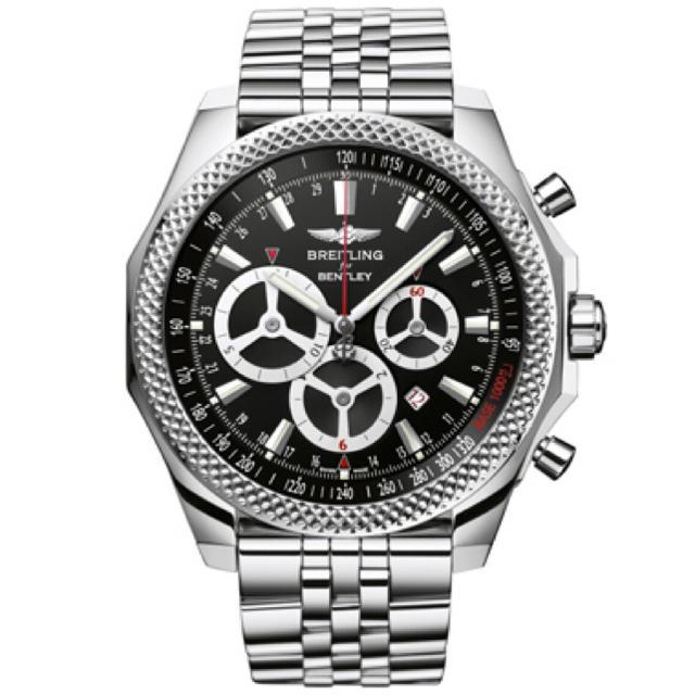 size 40 ea394 dc779 ② BREITLING ブライトリング ベントレー バーナートレーシング クロノ | フリマアプリ ラクマ