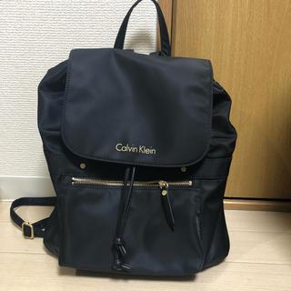 カルバンクライン(Calvin Klein)のCalvin Klein バックパック(バッグパック/リュック)