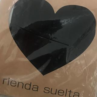 リエンダ(rienda)のrienda ノベルティ ストッキング 未開封(ノベルティグッズ)