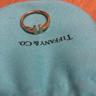 ティファニー(Tiffany & Co.)のティファニーT(リング(指輪))