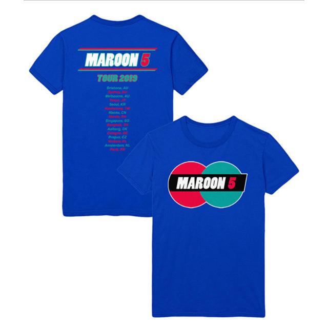 T-SHIRTS MAROON 5