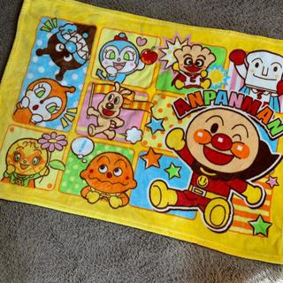 アンパンマン(アンパンマン)のアンパンマン ひざ掛け毛布 お昼寝(ベビー布団)