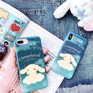 シナモロール  iPhone7/8plus 用 ケース