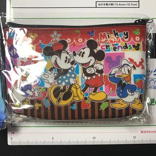 ディズニー(Disney)のディズニーオールスターポーチA新品未開封(その他)