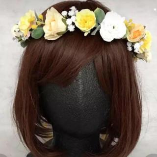 花冠 ヘッドドレス(ヘッドドレス/ドレス)