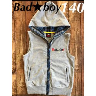バッドボーイ(BADBOY)のBad boy★ベスト★140(Tシャツ/カットソー)