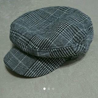 ジーユー(GU)の新品未使用 GU マリンキャップ キャスケット 帽子(キャスケット)