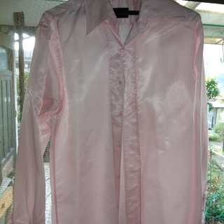 ピンクのカッターシャツMAZZO CCC.KKK様専用(その他)