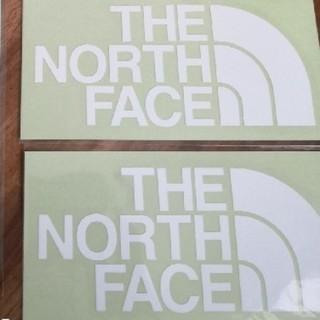 ザノースフェイス(THE NORTH FACE)のNorth Face ステッカー (ステッカー)