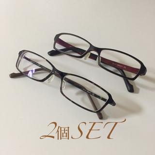ゾフ(Zoff)のZoff 眼鏡  2つセット(サングラス/メガネ)