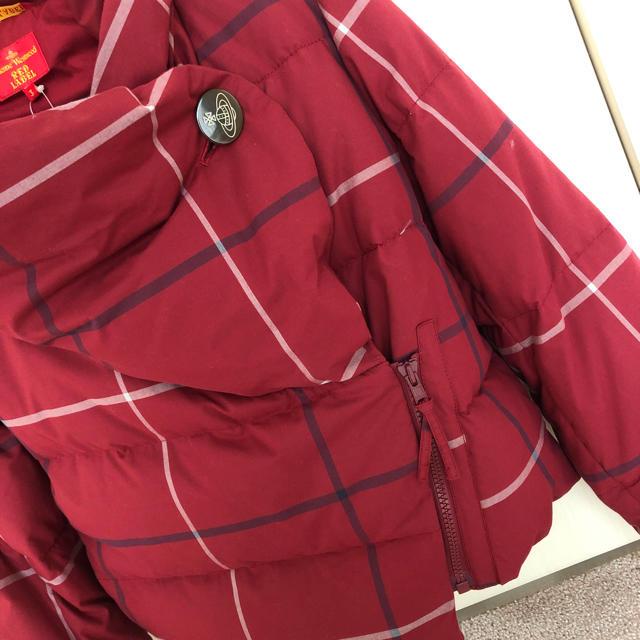 Vivienne Westwood(ヴィヴィアンウエストウッド)のヴィヴィアンウエストウッド アウター レディースのジャケット/アウター(ダウンジャケット)の商品写真