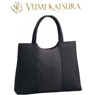 20f30e89fea9 ユミカツラ(YUMI KATSURA)の☆新品送料込み☆ 桂由美 ブラックフォーマルバッグ