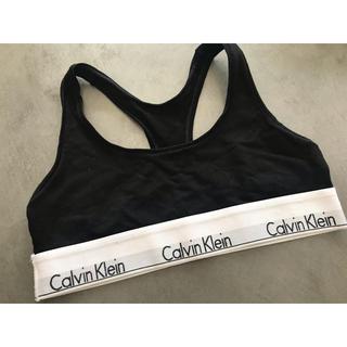 カルバンクライン(Calvin Klein)のCalvin Klein ブラトップ(ブラ)