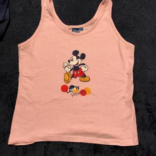 ディズニー(Disney)のミッキー タンクトップ(タンクトップ)