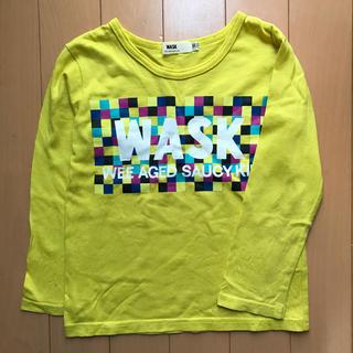 ワスク(WASK)のWASK 春物 長袖Tシャツ  サイズ100(Tシャツ/カットソー)