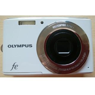 オリンパス(OLYMPUS)の※ジャンク品【オリンパス】 デジカメfe4050(コンパクトデジタルカメラ)
