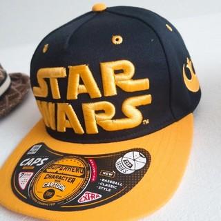 ディズニー(Disney)のスターウォーズキャップ帽子(キャップ)